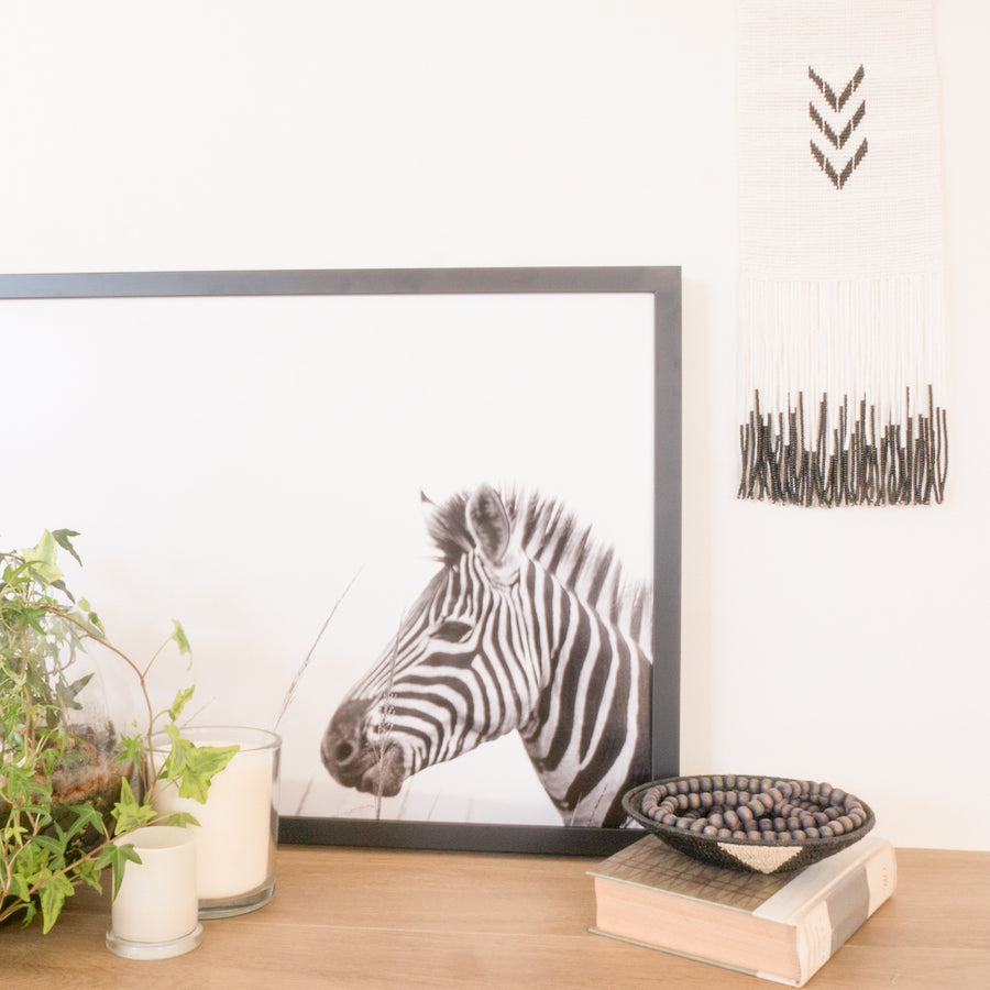 Photograph Zebra, no frame