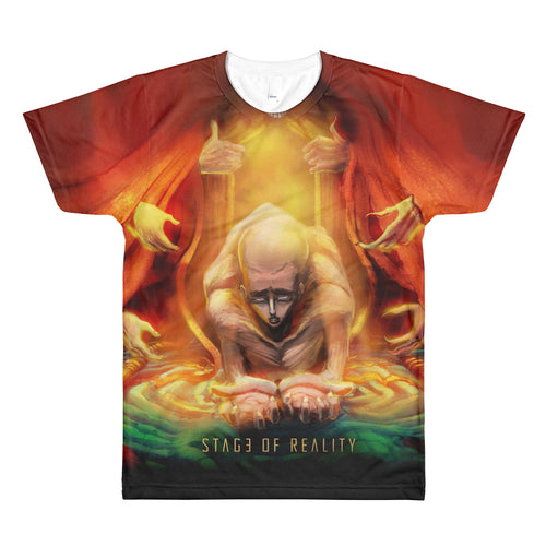 Stage of Reality T-Shirt Deluxe Man