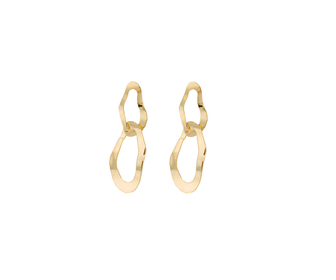 THE BAILEY EARRINGS - GOLD
