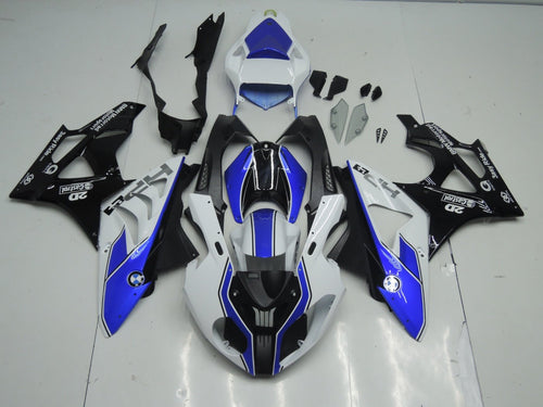 BMW S1000RR 2009 2014 BLUE AND WHITE HP4
