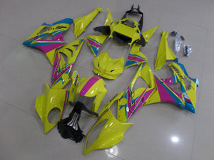 BMW S1000RR 2009 2014 YELLOW AND PINK