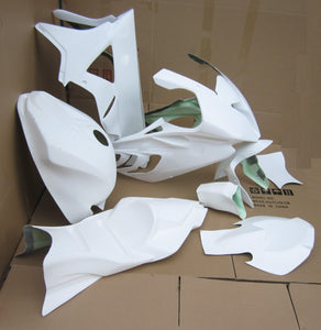 BMW S1000RR Race Fairings
