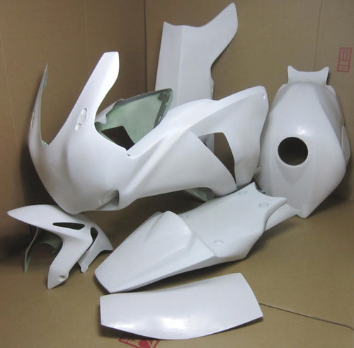 HONDA CBR1000RR 08 11 RACE FAIRINGS