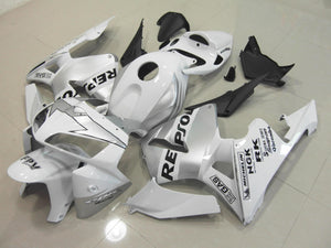 CBR600RR 2005 2006 REPSOL WHITE AND SILVER 2