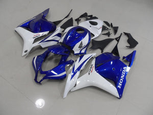 CBR600RR 2009 2012 BLUE AND WHITE
