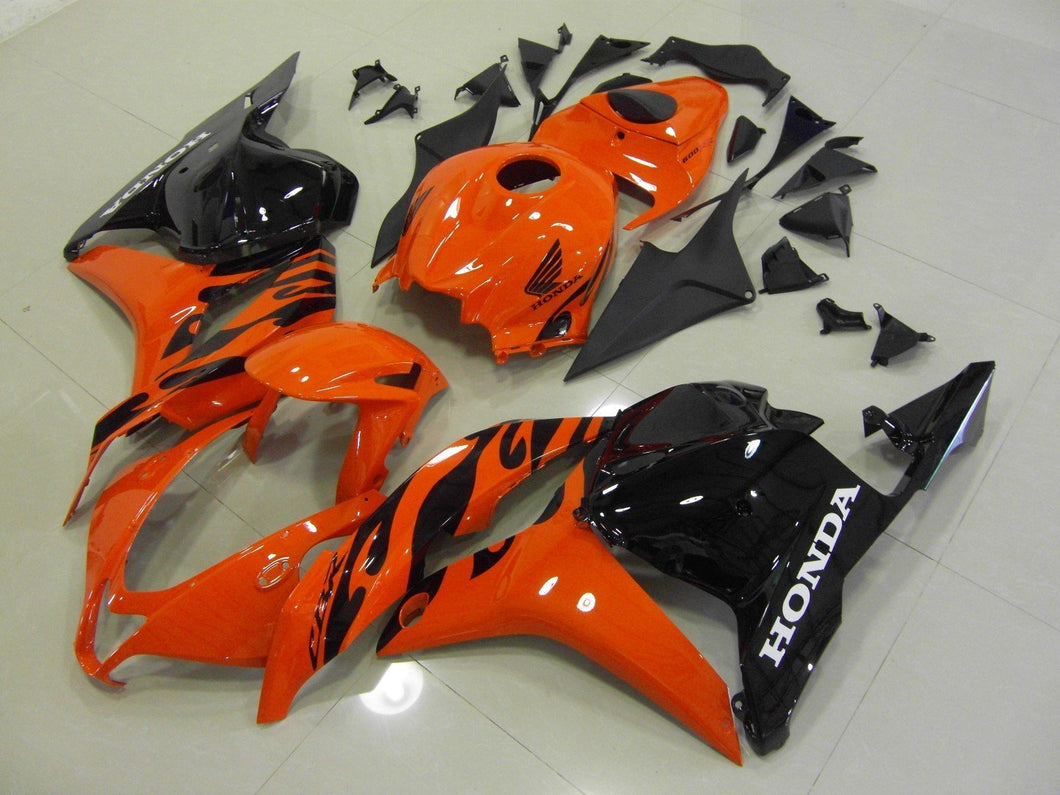 CBR600RR 2009 2012 ORANGE AND BLACK
