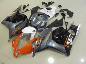 CBR600RR 2009 2012 ORANGE GREY BLACK