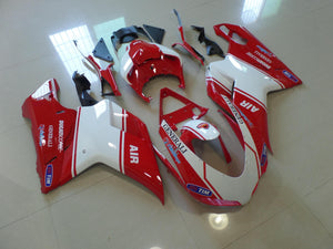 DUCATI 848 1098 1198 2007 2012 RED AND WHITE AIR