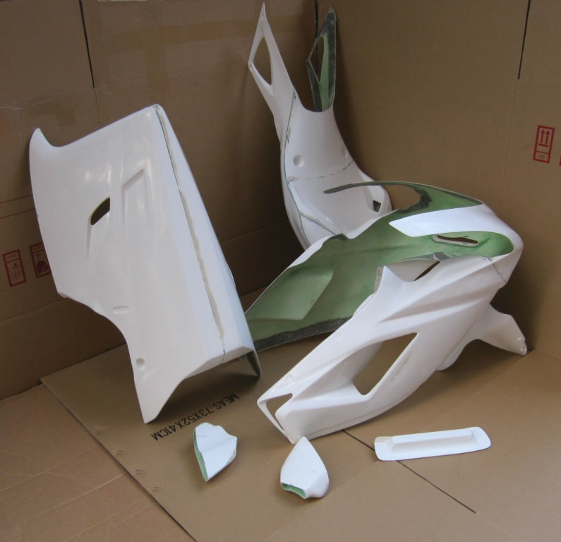 DUCATI 848 1098 1198 RACE FAIRINGS