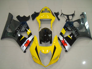 GSX R1000 2003 2004 YELLOW GREY