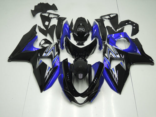 GSX R1000 2009 2016 BLUE AND BLACK