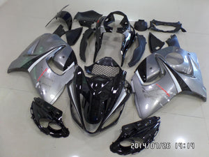 GSX R1300 HAYABUSA 2008 2016 BLACK GREY