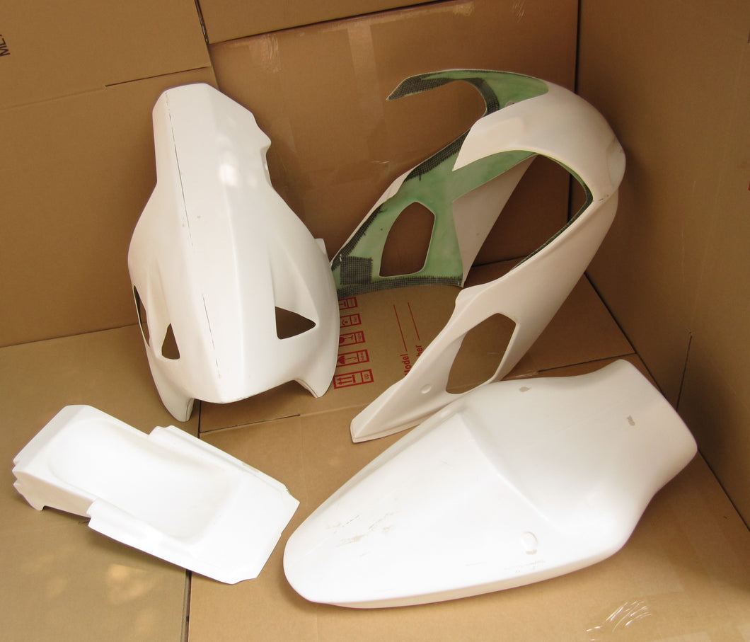 GSXR600/750 01 03 RACE FAIRINGS