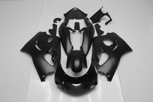GSX R750 600 1996 1999 ALL MATT BLACK