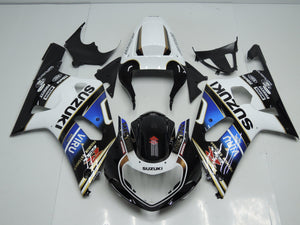 GSX R750 600 2001 2003 BLACK AND WHITE VIRU