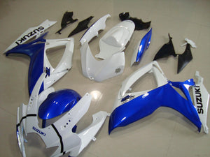 GSX R750 600 2006 2007 BLUE WHITE WITHOU JORDAN