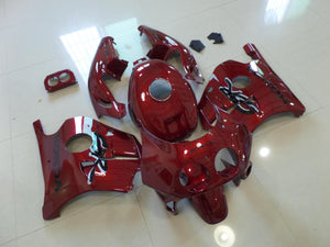 MC22 DARK RED