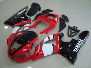 R1 2000 2001 RED BLACK WHITE 5
