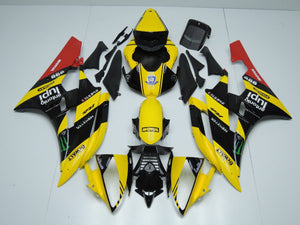 R6 2006 2007 YELLOW BLACK MONSTER 2