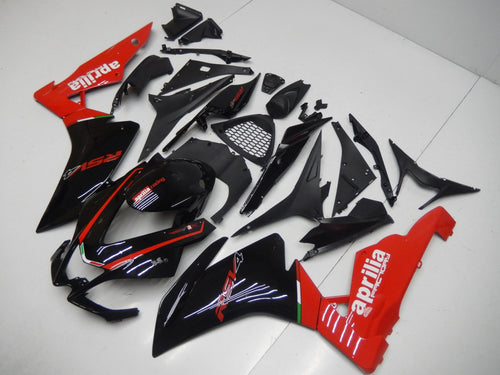 RSV4 2009 2015 BLACK AND RED OEM