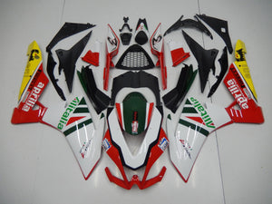 RSV4 2009 2015 RED GREEN WHITE