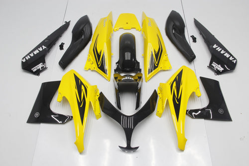 T MAX 500 2008 2011 YELLOW AND BLACK