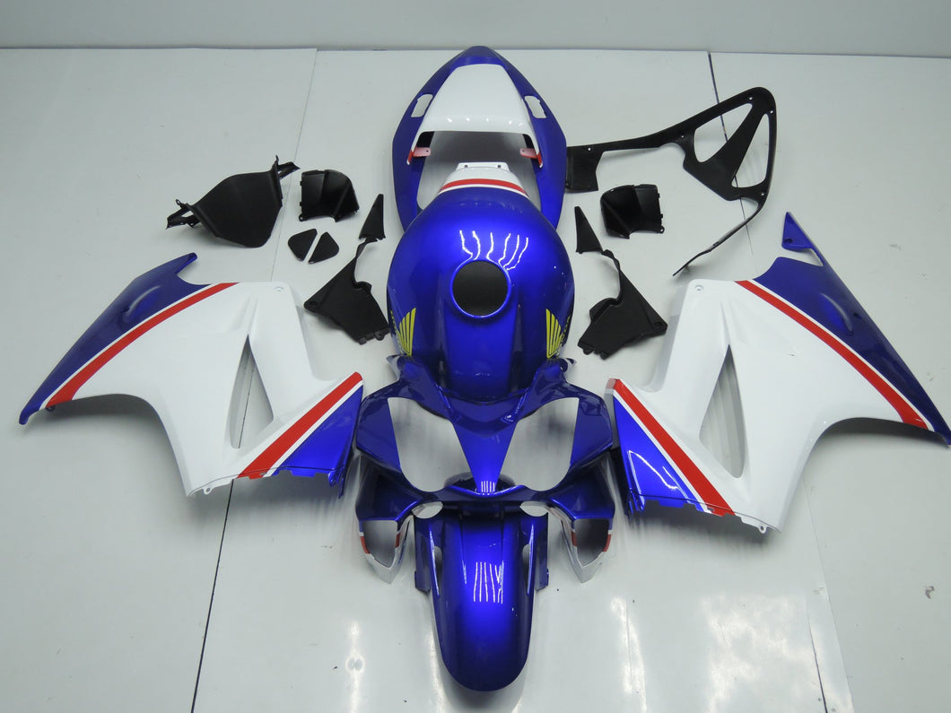 VFR800 2002 2012 BLUE AND WHITE