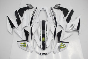 Z1000 2010 2013 WHITE MONSTER