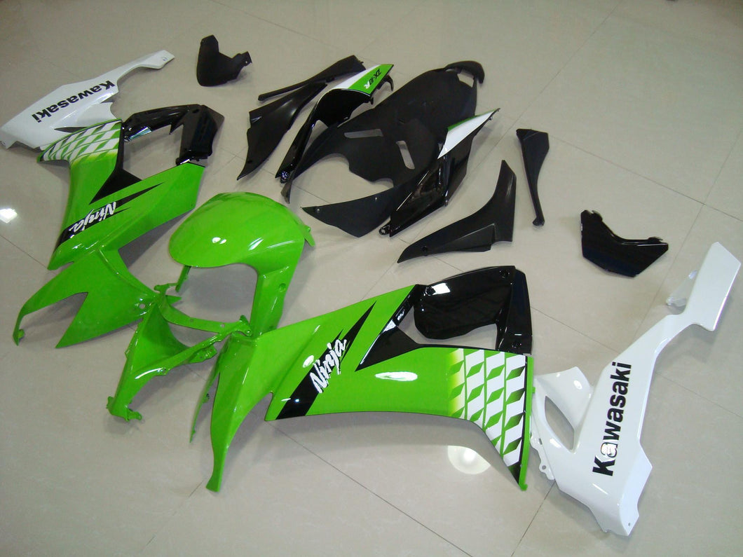 ZX 10R 2008 2010 LIMED GREEN 2