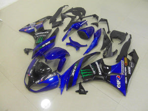 ZX 6R 2009 2012 BLUE MONSTER