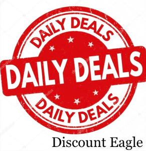 Daily Deal, New release, Hot - Discount Eagle