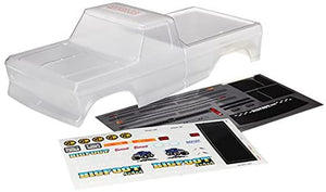 Traxxas Clear Bigfoot Body Vehicle