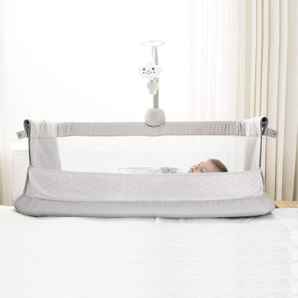 Baby Bassinet  Newborn Baby Crib,Adjustable Portable Bed for Infant/Baby Boy/Baby Girl (Bassinet)