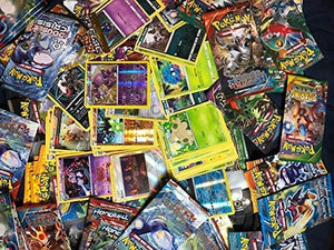 Pokemon Limited Edition TCG: Random Cards from Every Series, 100 Cards in Each Lot