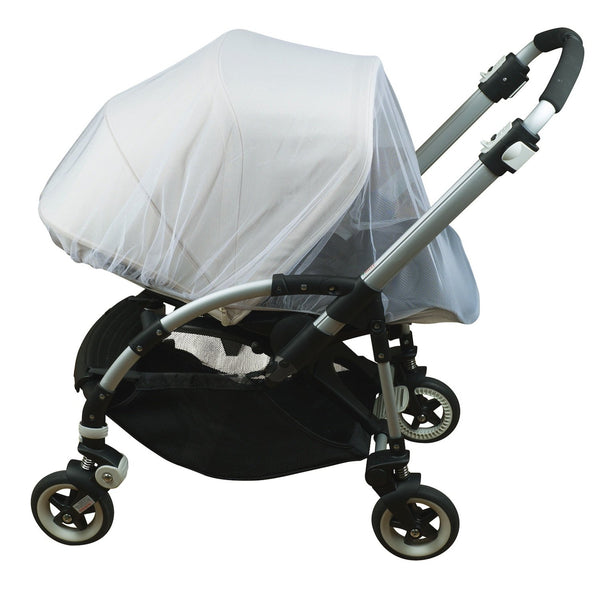 Mosquito and Bug Net for Baby Strollers, Bassinets, Cradles and Car Seats