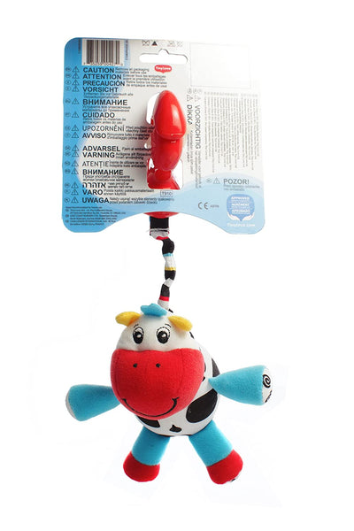 Smarts Clip on Toy, Chloe Cow