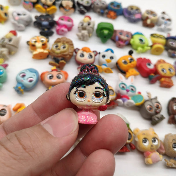 Hot Sale Doorables Princess Dolls Cartoon Monster Toy Mini Model Toy Action Figures Dolls For Children