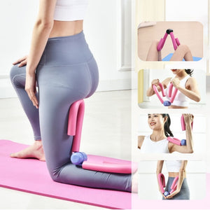 Leg Thigh Exercisers Gym Sports Thigh Master Leg Muscle Arm Chest Waist Exerciser Workout Machine Gym Home Fitness Equipment
