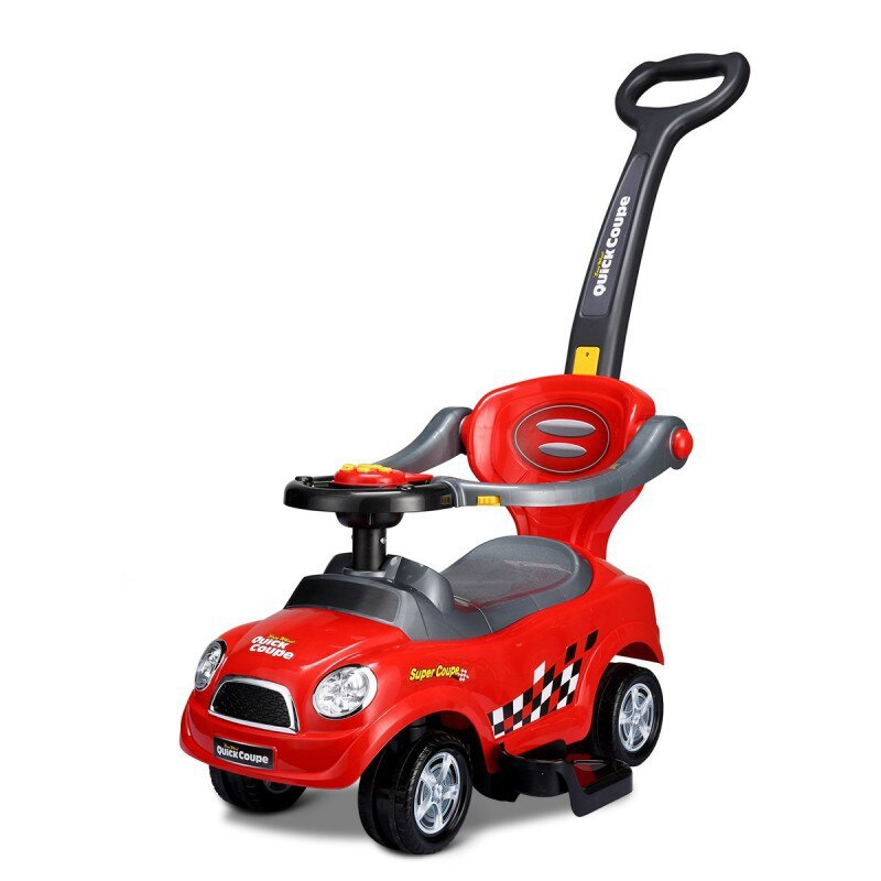 Children's scooter universal wheel pusher slippery slippery with music baby twist car
