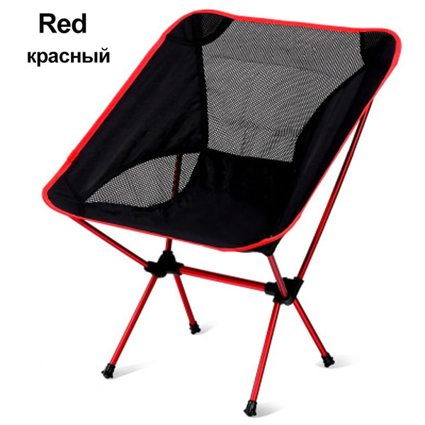 HooRu Lounge Beach Chair Fishing Backrest Lightweight Folding Chair Outdoor Portable Backpacking Camping Deck Chairs for Hiking
