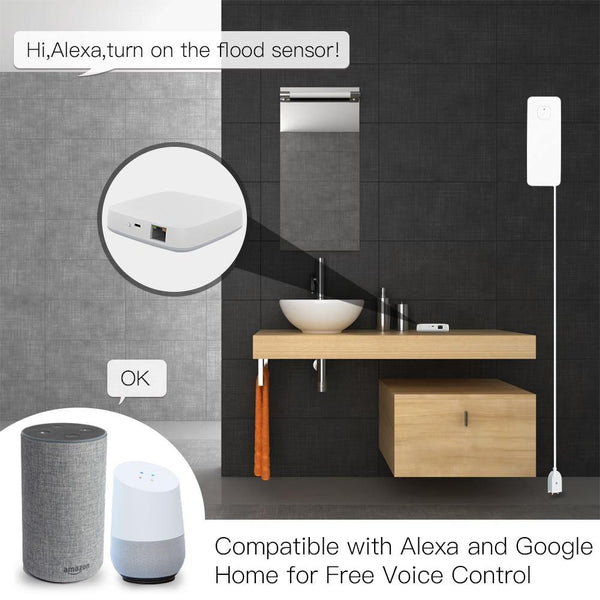 Tuya ZigBee Smart Gateway Hub Smart Home Bridge Smart Life APP Wireless Remote Controller Works with Alexa Google Home
