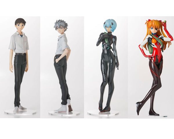2020 new arrival original Asuka Langley Soryu/Ayanami Rei/ Ikari Shinji/Nagisa Kaworu action figure collection model toys