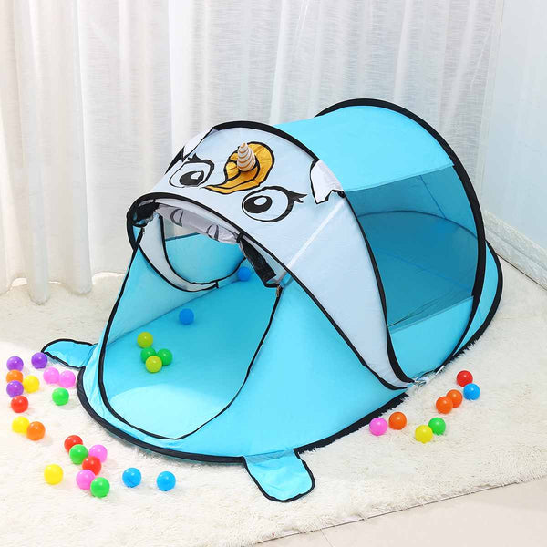 Kids Toys Tents Kids Play Tent Boy Girl Cartoon Animal Indoor Outdoor Kids House Play Ball Pit Pool Playhouse