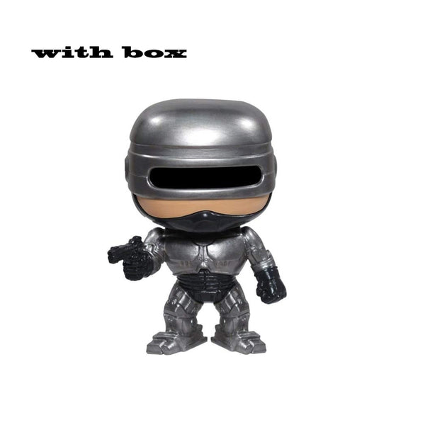 Robocop 22#  POP Vinyl Action Figures brinquedos Collection Model Toys for Children gift with box