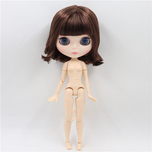 ICY factory blyth doll 1/6 toy 30cm joint body short hair special offer on sale random eyes color 30cm