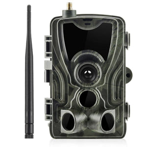 2019 New HC801M 2G Hunting Camera 16MP Trail Camera SMS/MMS/SMTP IP65 Photo Traps 0.3s Trigger Time Camera Trap Wild Cameras (HC801M)
