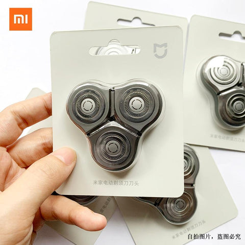 Original Xiaomi Mijia Electric Shaver head replace shaver head For Smart Home Electric Shaving replacement Head Xiomi Mijia 33