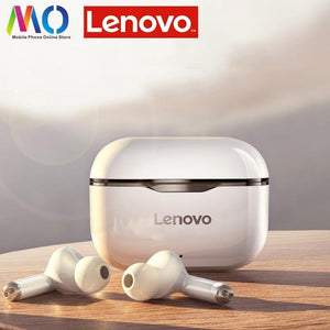 Lenovo LP1 TWS Earphone Bluetooth 5.0 Wireless Headset Waterproof Sport Earbud Noise Cancelling Mic Dual Stereo HIFI Bass Touch