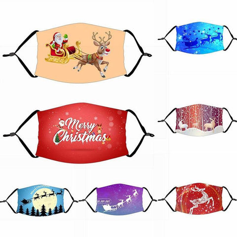 Merry Christmas Gift Christmas Decorations For Home Xmas Decor Navidad Decor Santa Claus Christmas Deer Bear Happy New Year 2021