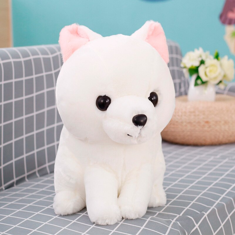1Pcs 40CM Soft Cute Long tail Fox Plush Toy Stuffed Kids Doll Fashion Kawaii Gift for Children Birthday Gift Home Shop Decor